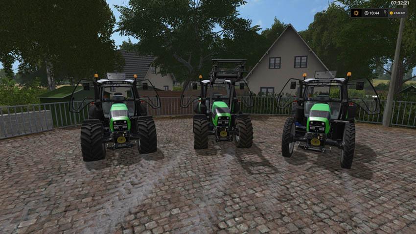 Agrotron 620 TTV V 1.0