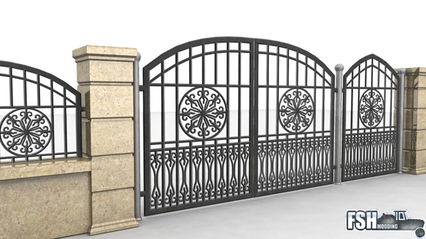 Fence gate v 1.1