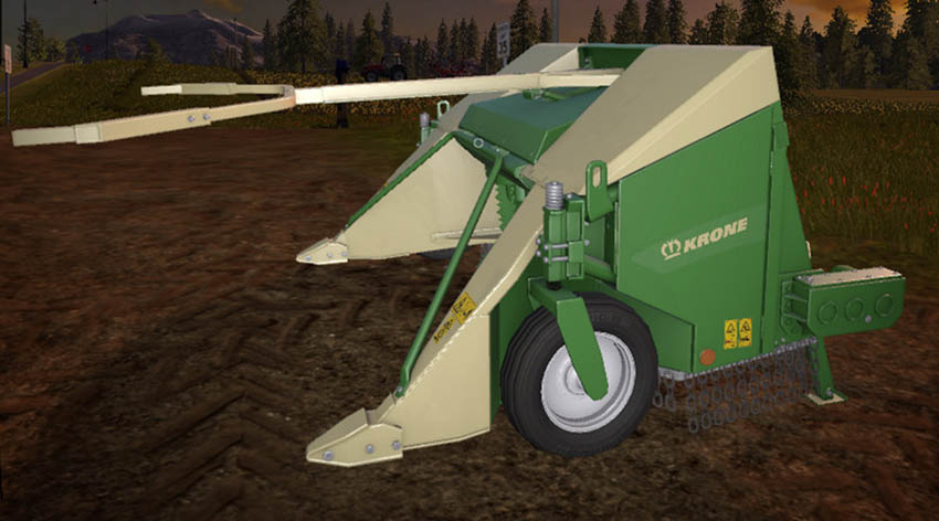 New Holland 130FB Crown V 1.0
