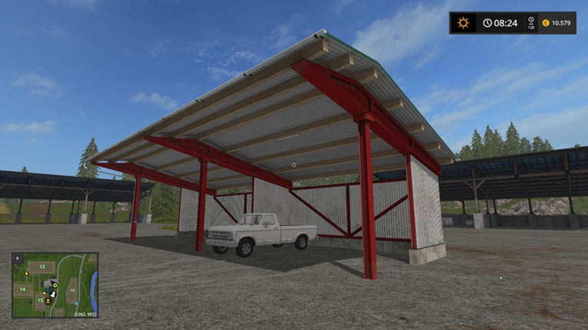Vehicle Shelter V 1.0