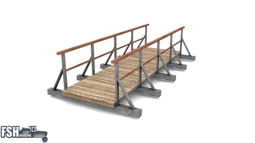 Wood bridge V 1.0