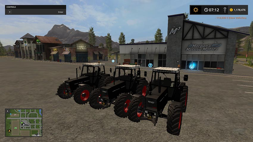 Fendt Farmer BB v 1.1