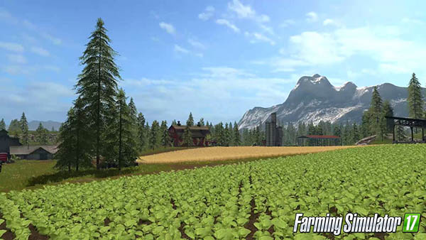 Farming Simulator 17 – New Environment