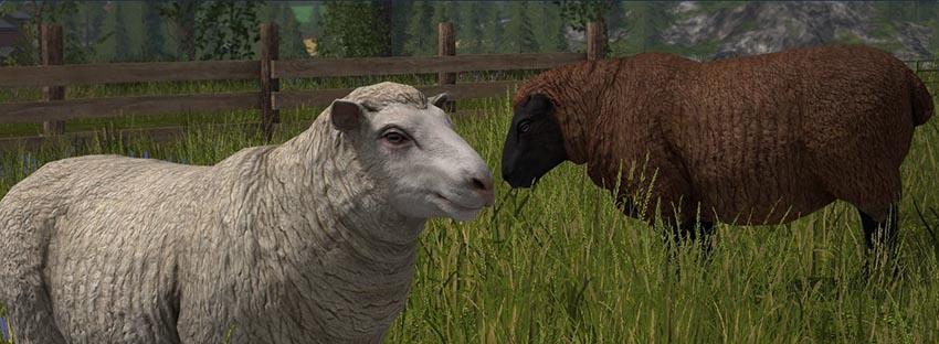 Farming Simulator 17 - Animals | LS2017 com