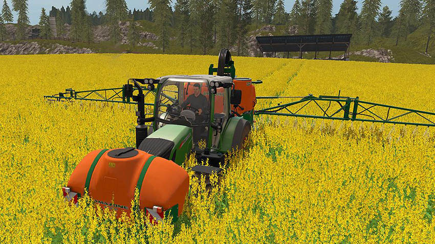 4Real Module 01 - Crop destruction v 1.0