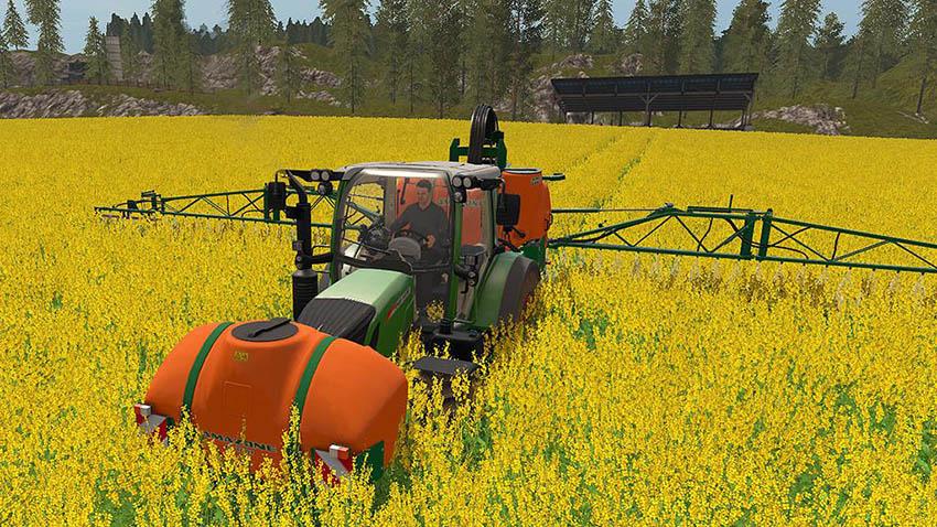 4Real Module 01 - Crop destruction v 1.0