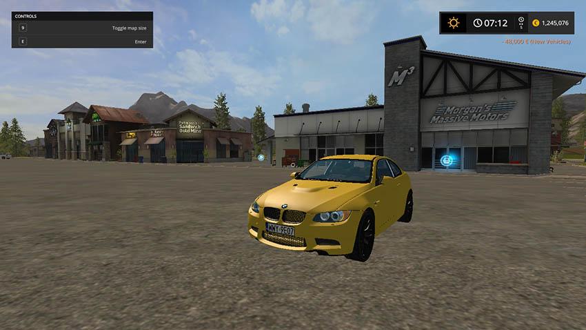 BMW M3 E92 v 1.0