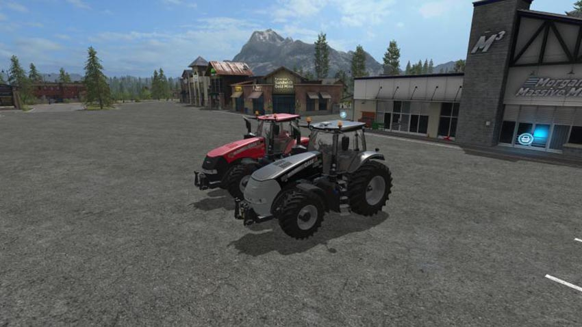 Case IH Black Beauty v 1.0