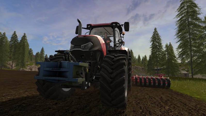 Case IH Optum Weight v 1.0