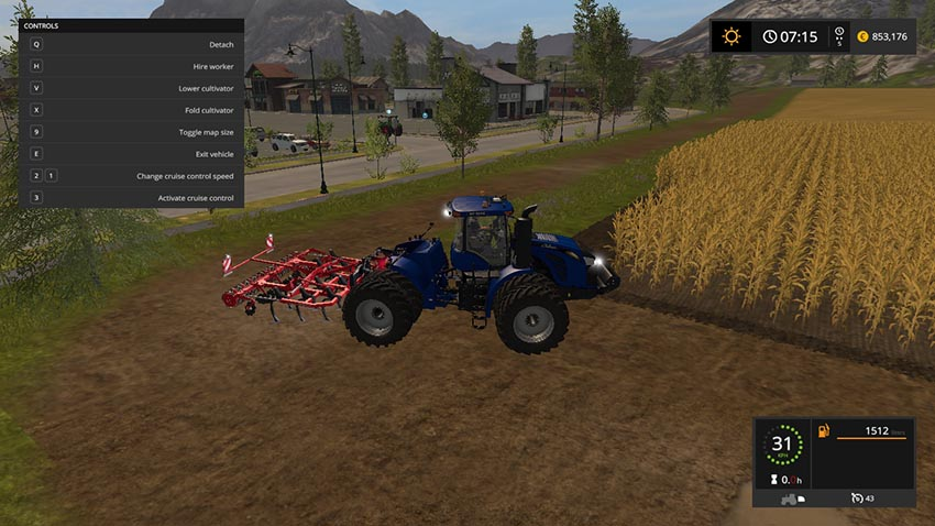 Challenger MT900E with color selection v 1.0