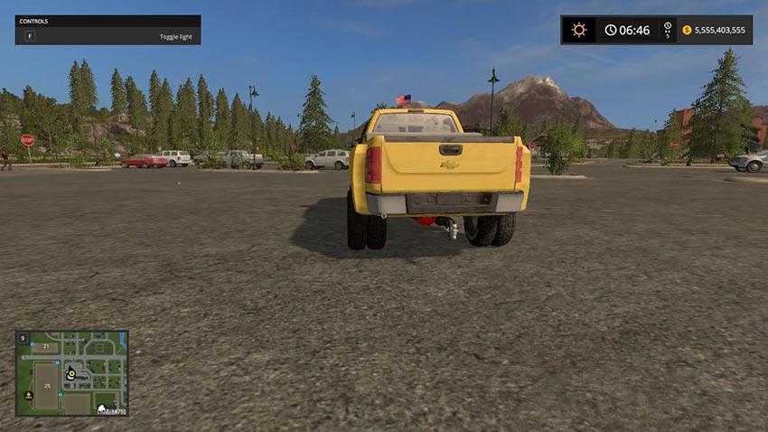 Chevy 3500 HD