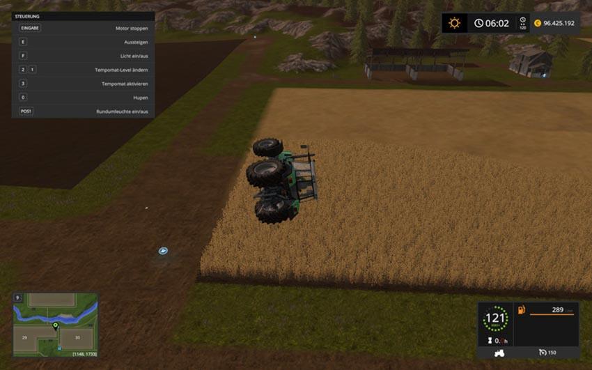 Deutz Agrostart 6.61 FUNMOD v 1.0