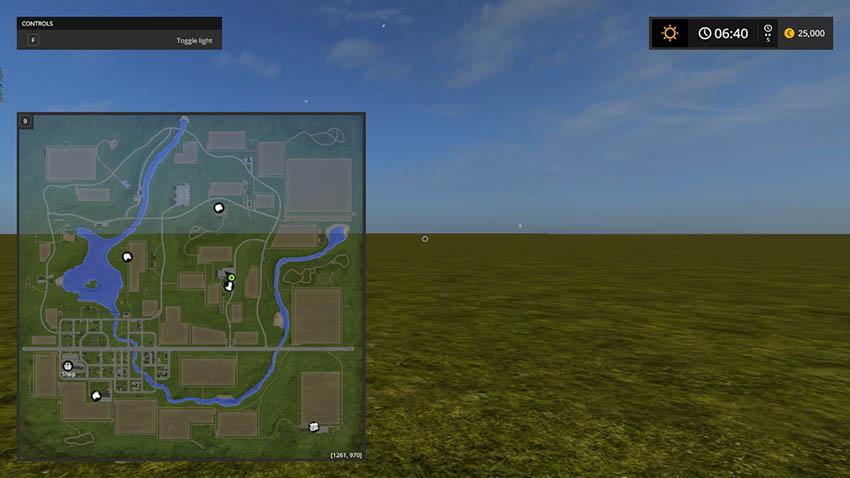Empty map v 1.0