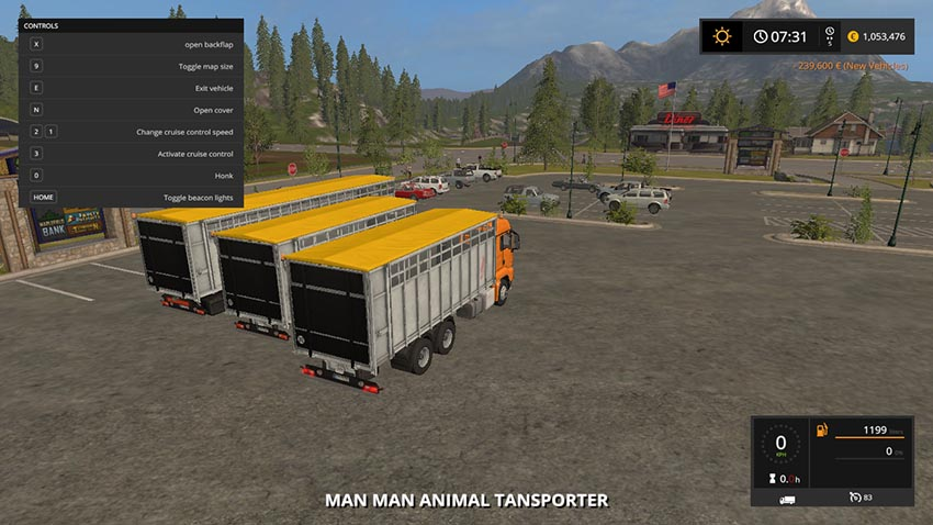 FLIEGL ANIMAL TRANSPORT PACK v 1.0