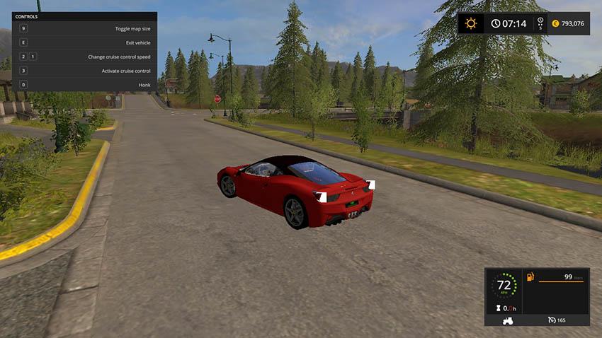 Ferrari 458 Italia v 1.1