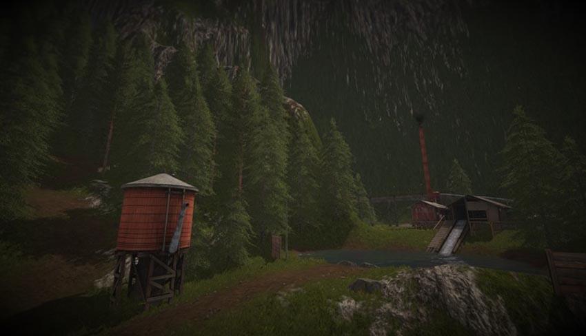Goldcrest Mountains V 1.0