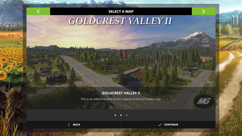 Goldcrest Valley II v 1.0