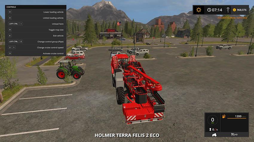 Holmer Terra Felis 2 v 1.0