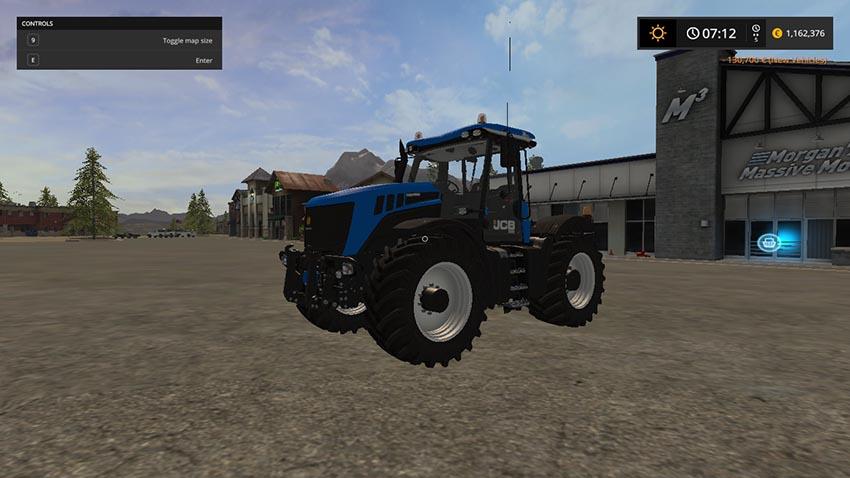 JCB Fastrac 3200 Xtra v 1.0