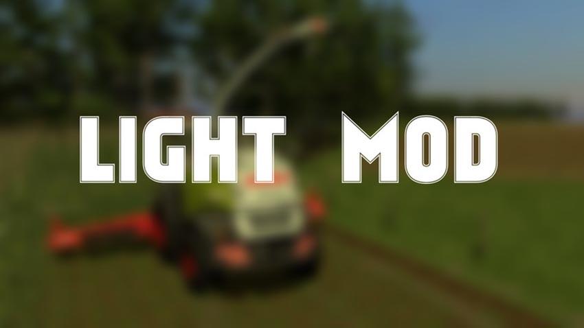 Light Mod v 1.0
