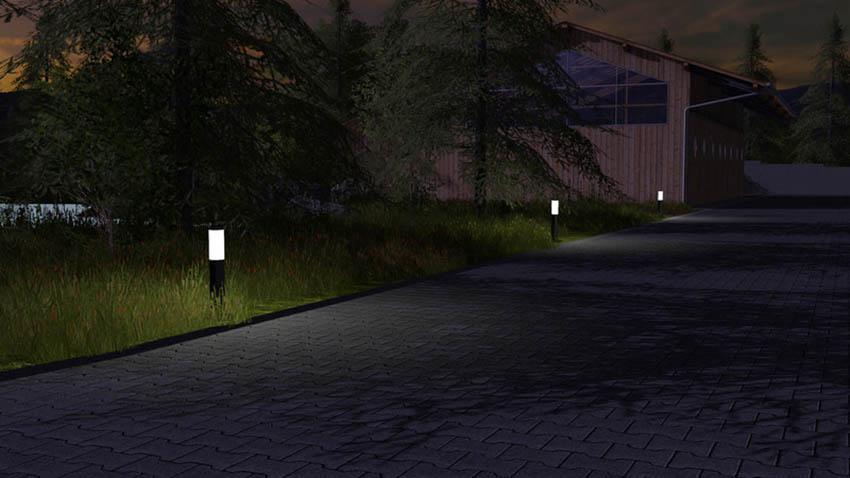 Lights package extension v 1.0