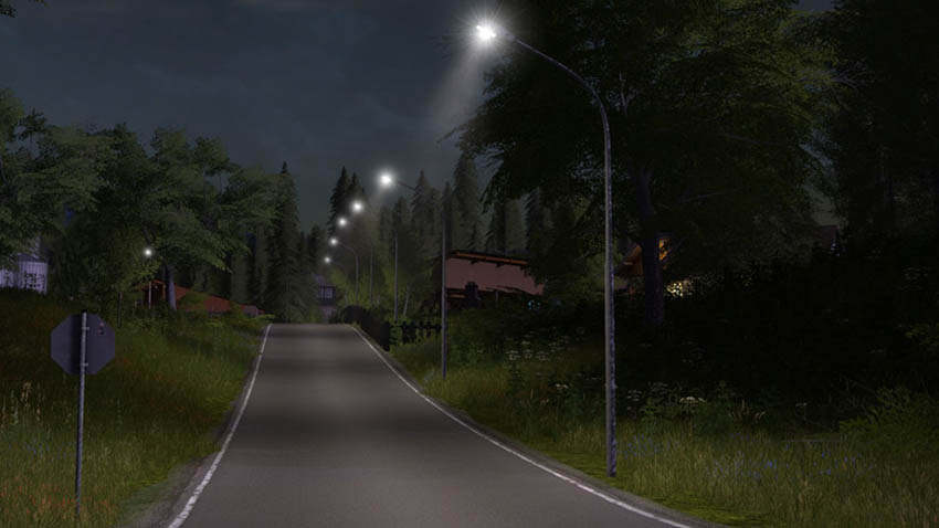 Lights package extension v 1.0