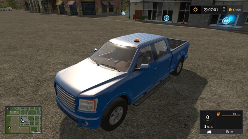 Lizard Pickup TT with RUL v 1.0