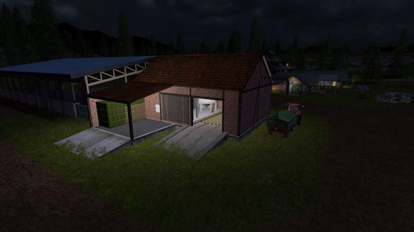 Multi Storage Shed Placeable v 1.1