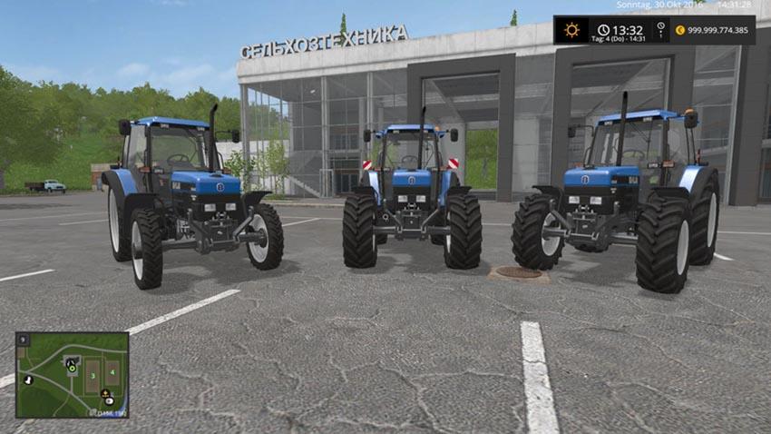 New Holland 8340 v 1.1