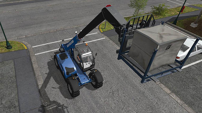 New Holland LM 7.42 v 1.0