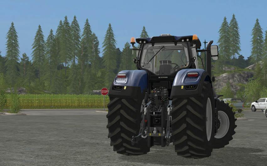 New Holland T7 Heavy Duty Blue Power v 1.0