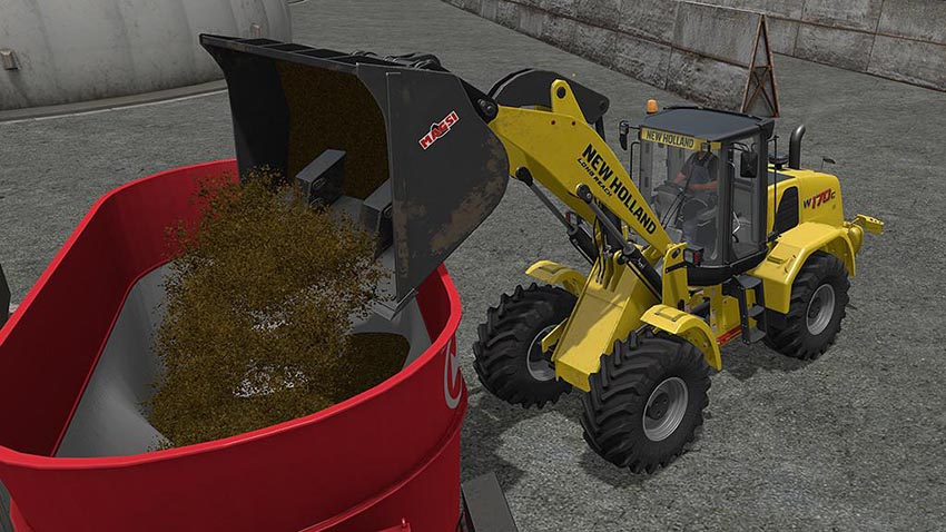 New Holland W170C v 1.0