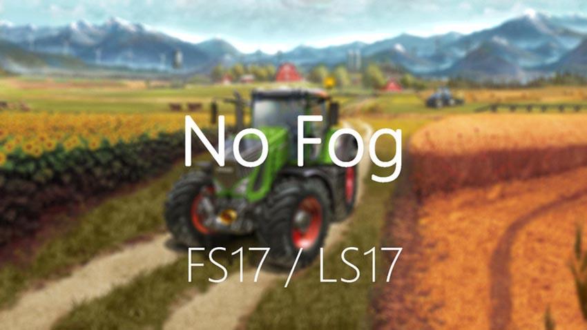 No fog v 2.1.1