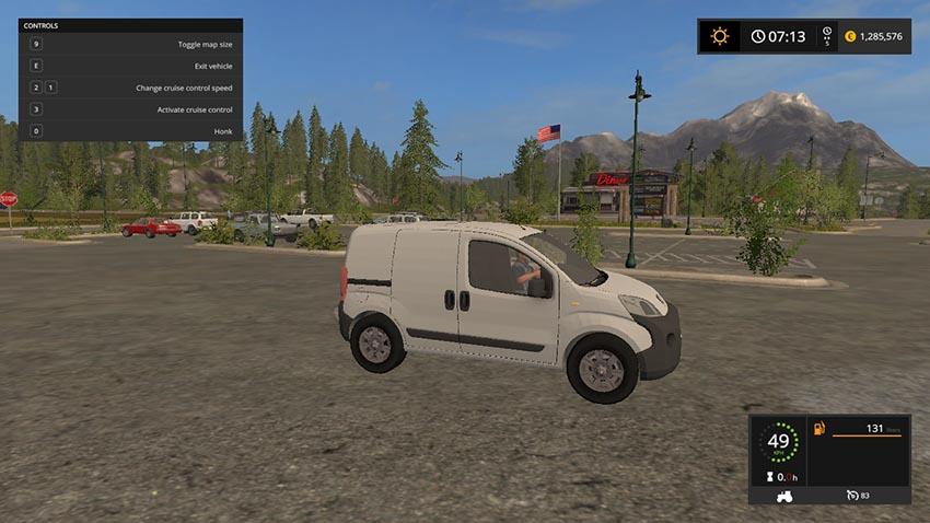 Peugeot Bipper v 1.0