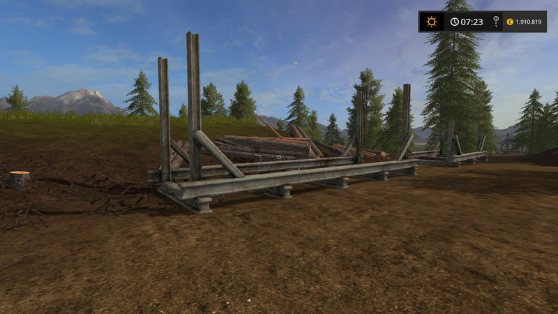 Placeable Lumberyard Set V 1.0