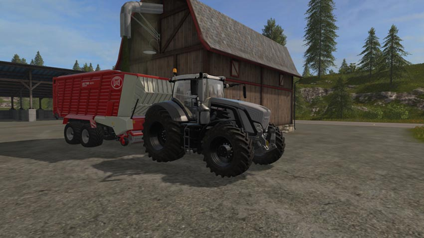 Placeable hay straw and grass loft v 1.0