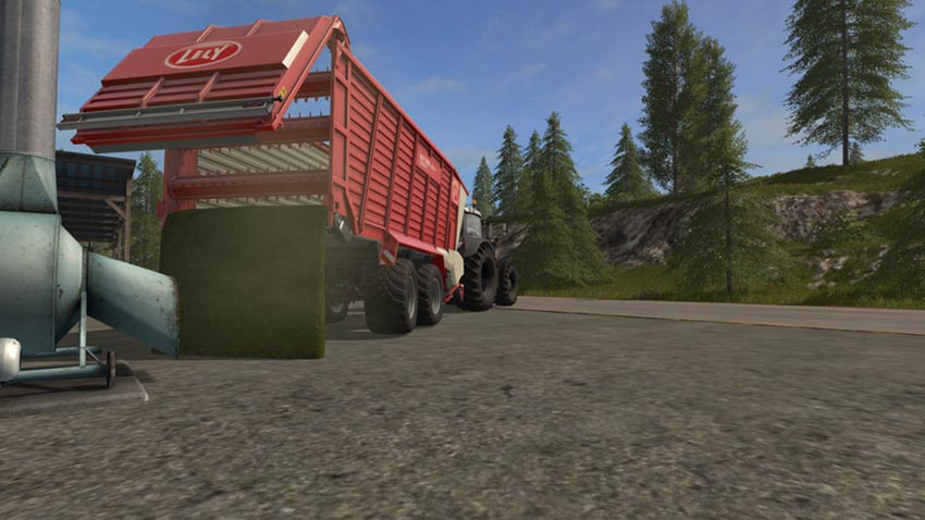 Placeable hay straw and grass loft v 1 0 [MP] | LS2017 com