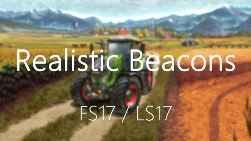 Realistic beacons v 3.0
