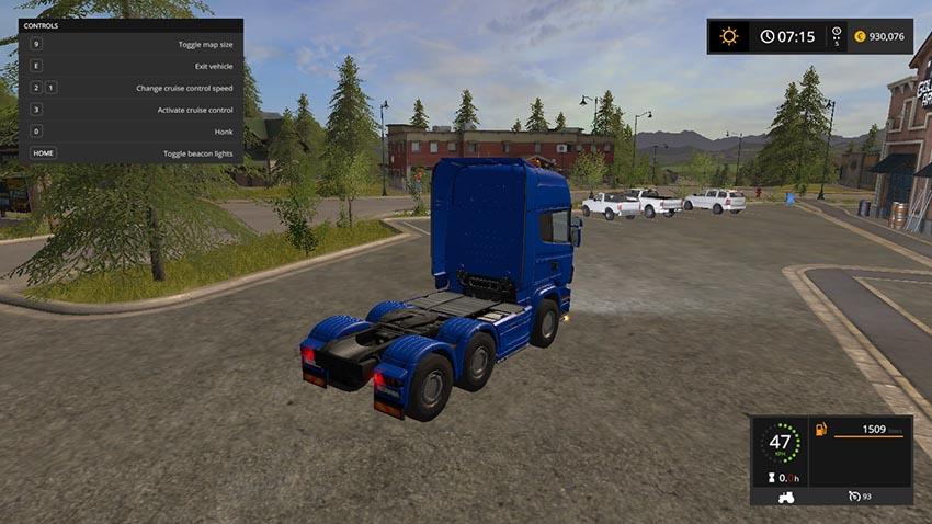 Scania R730 Topline v 1.0