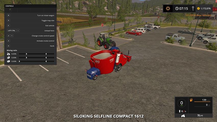 Siloking Self Line Compact v 1.0