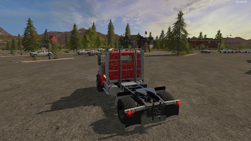 Single Axle Semi Upgraded v 1.0