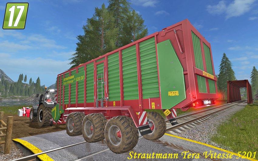 Strautmann Vitesse 5201 DO Tera v 1.0