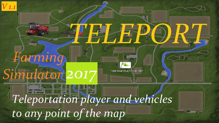 TELEPORT v 1.1