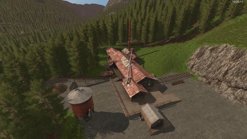 Tyrolean High Mountains v 1.0