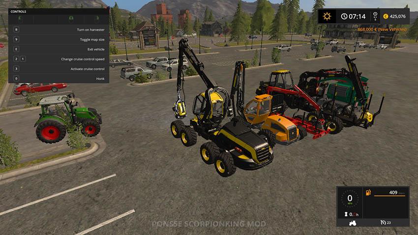 Wood machinery v 1.0