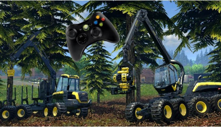 Xbox 360 controller v 1.0