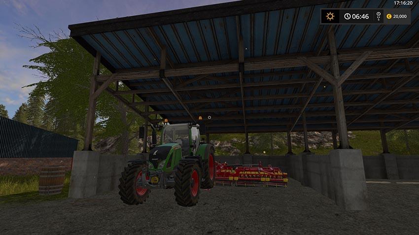 AGRO TRANS FARM MAP v 1.0