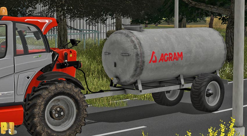 Agram Water Tank 5000 V 1.0