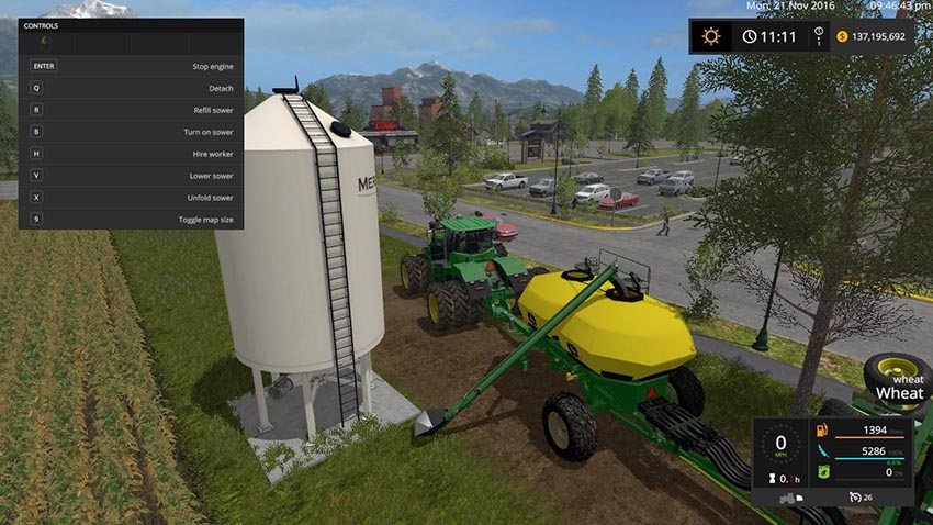 Air Seeder Pack v 1.0