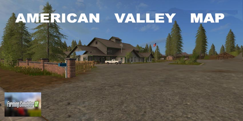 American Valley Map V 1.0